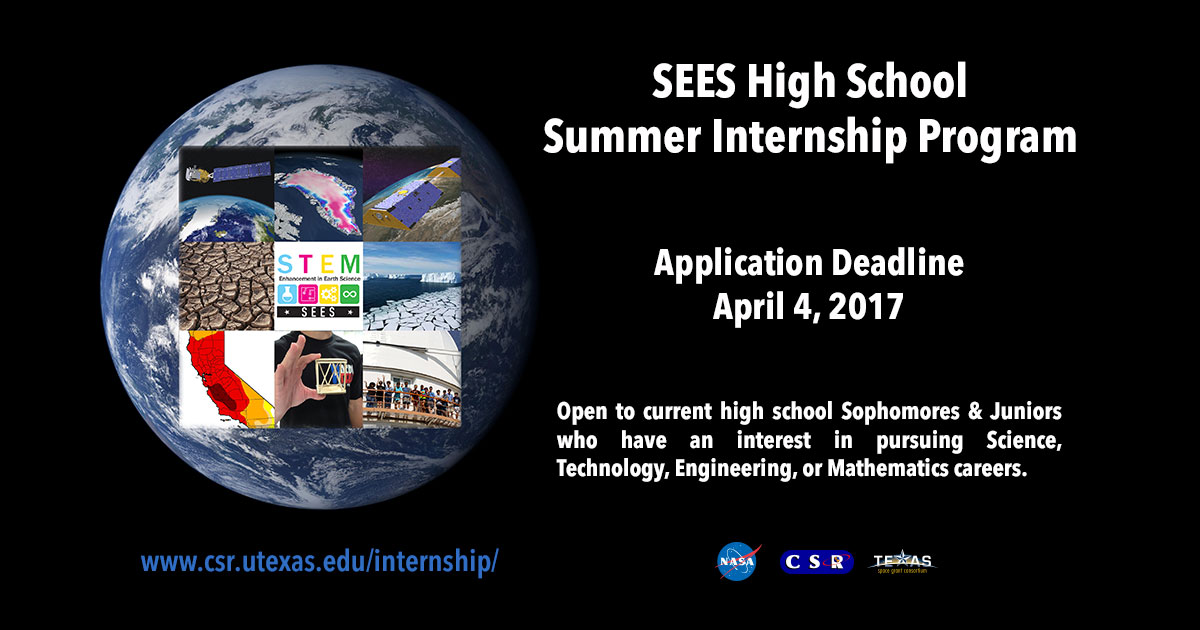 nasa internships 2017 - photo #16