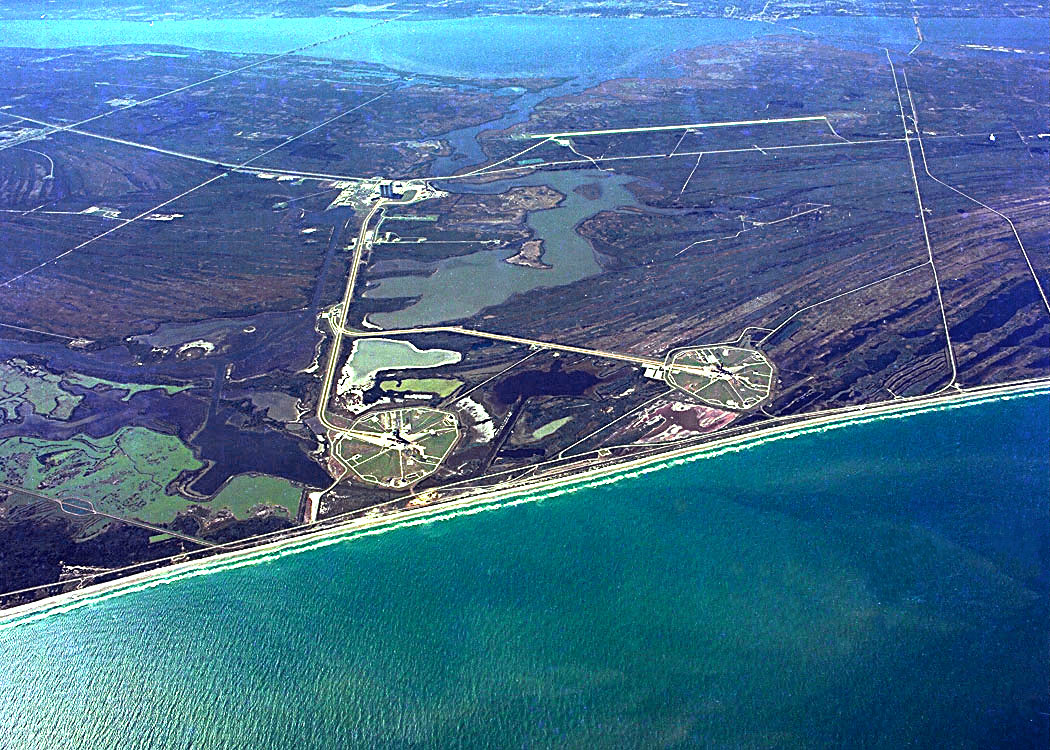 Remote Sensing of the Environment : Kennedy Space Center
