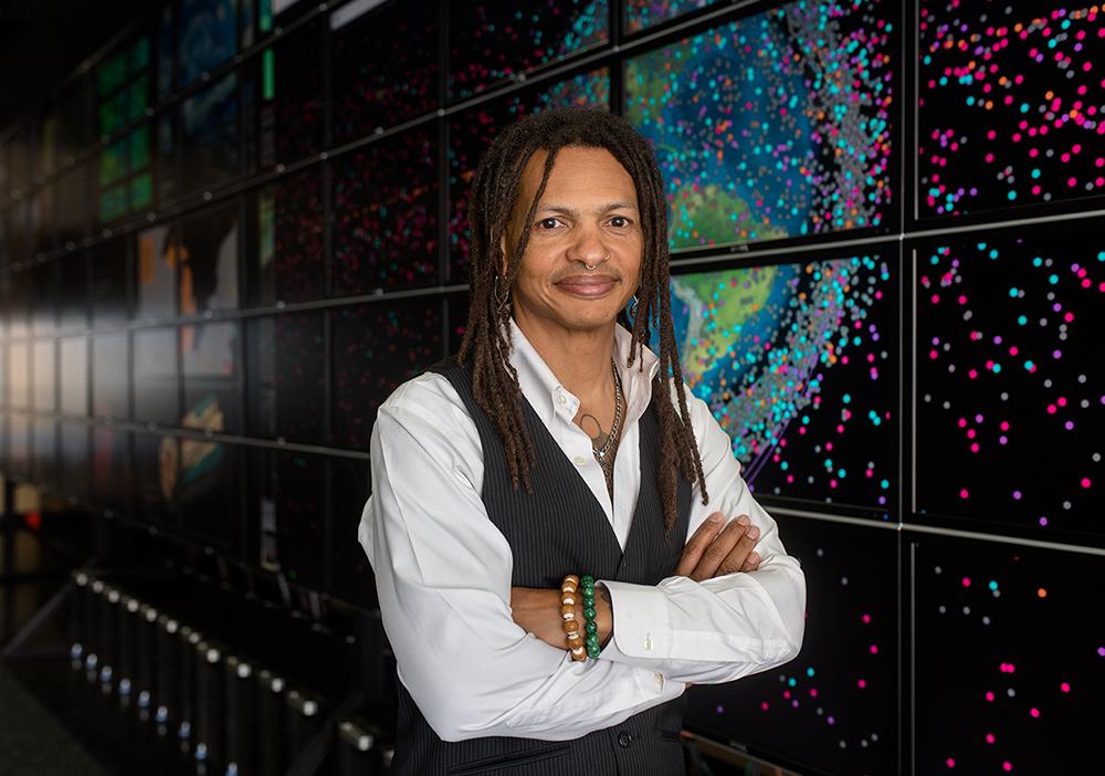 Image of Dr. Moriba Jah