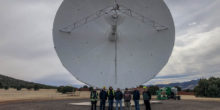 UPDATE – McDonald Geodetic Observatory's VLBI Antenna Dish Passes NASA's Site Acceptance Test