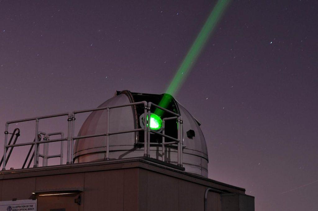 NASA's Next Generation Satellite Laser Ranging System