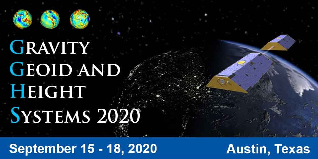 SAVE THE DATE: Gravity, Geoid and Height Systems 2020
