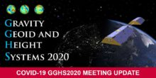 Gravity, Geoid and Height Systems 2020 Meeting Cancelled