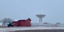VLBI facility. Photo credit: Chevo Terrazas