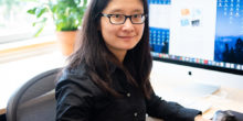 Dr. Ann Chen. Image credit: The University of Texas at Austin, Aerospace Engineering and Engineering Mechanics